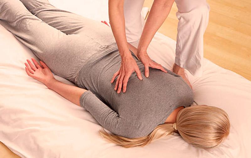 SHIATSU, masajes en la Cova de Sal | La Cova de Sal de Sant Cugat